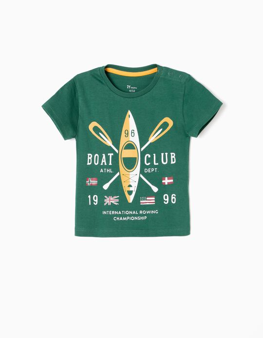 T-shirt Boat Club