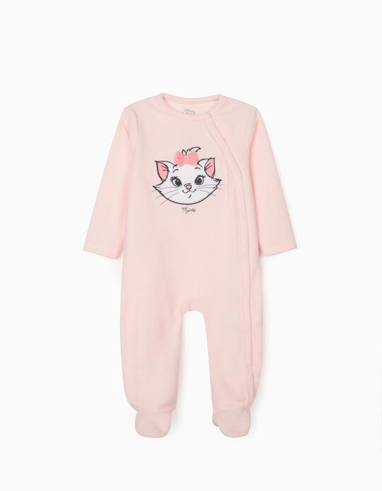 Polar Sleepsuit for Baby Girls 'Marie', Pink