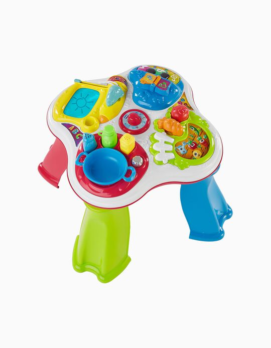 Bilingual Activity Table, Chicco