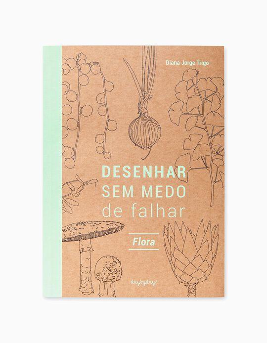 Livro de Desenho da Flora Edicare