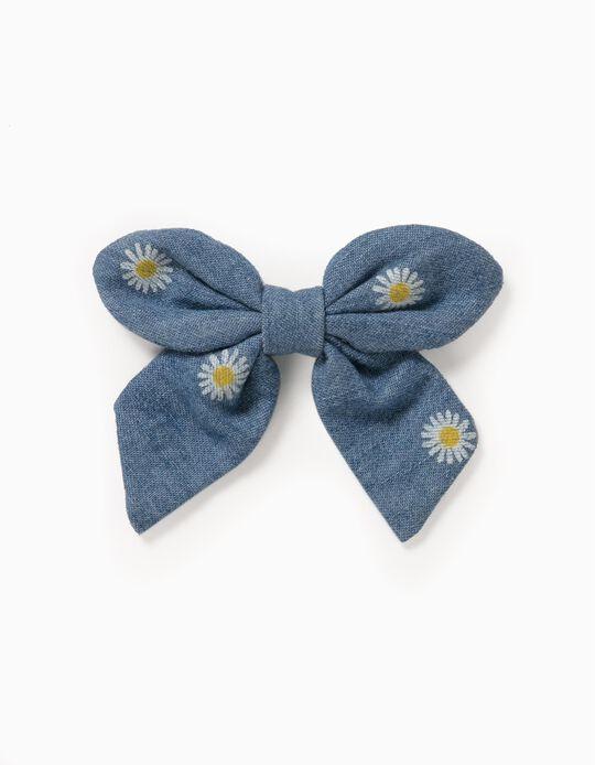 Pasador de Pelo para Niña 'Daisy', Azul