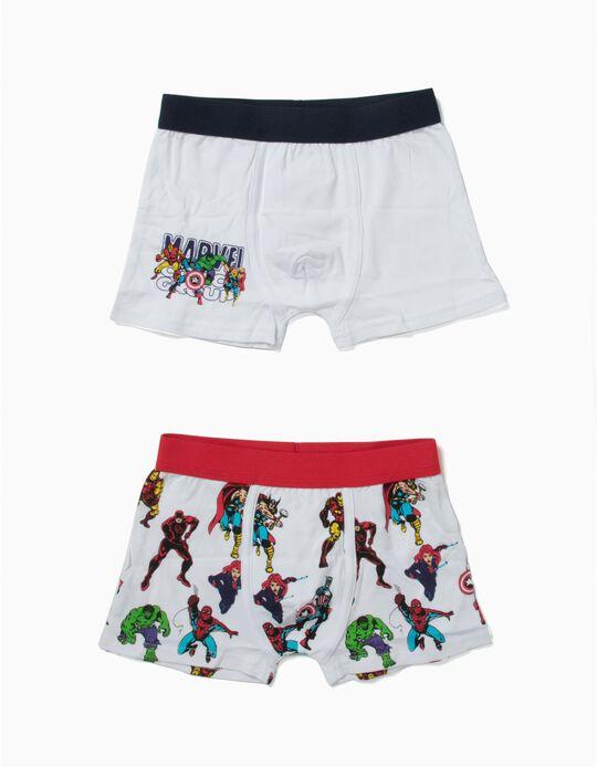 Pack de 2 Boxers Marvel