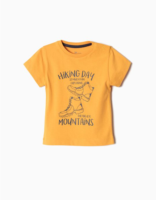 T-shirt Hicking Day