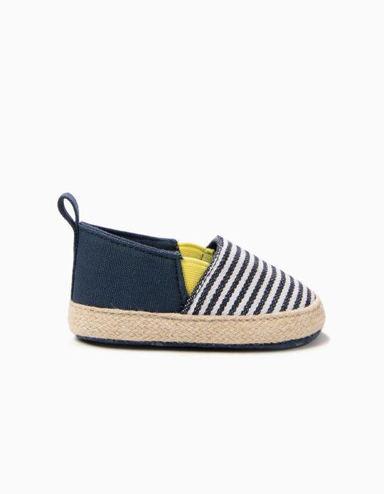 Zapatos para Recién Nacido Slip-On, Blancos