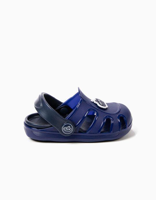 Sandalias Azules Submarino