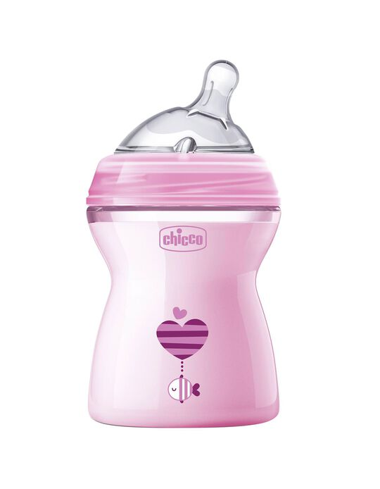 Feeding Bottle Naturalfeeling 250Ml 2M+ Chicco