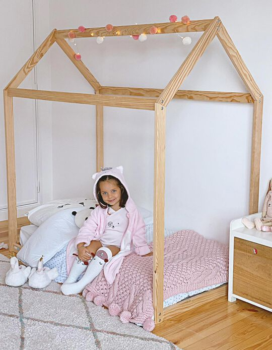 Tipi house Bed 140x70 ZY BABY
