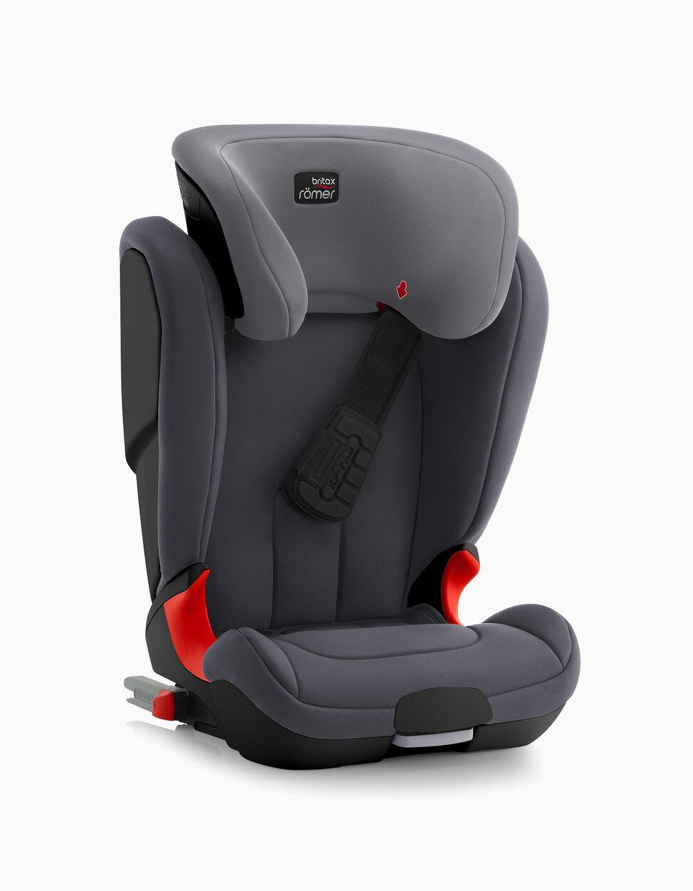 Silla Auto Gr 2/3 Kidfix Xp Black Series Britax/Romer