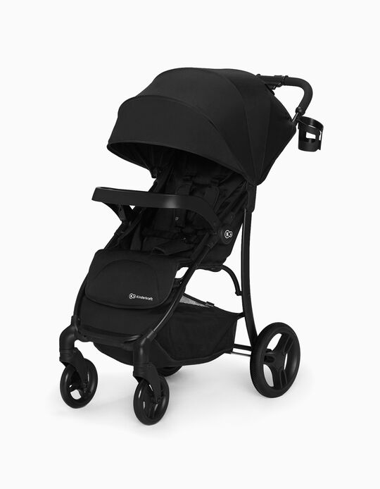 Pushchair, Cruiser by Kinderkraft, Black