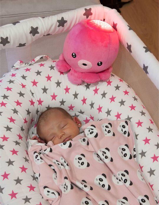Projetor Polvo Rosa Baby Monsters