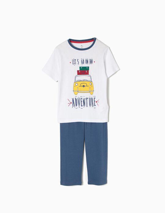 Pijama Camiseta Let's Go