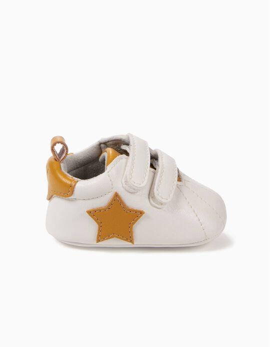 Zapatillas Pre-Walker Estrellas Amarillas
