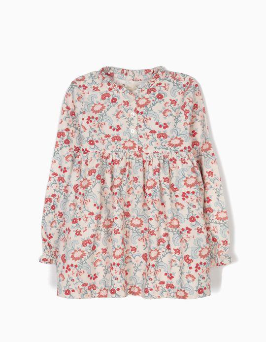 Blusa Pana Flores