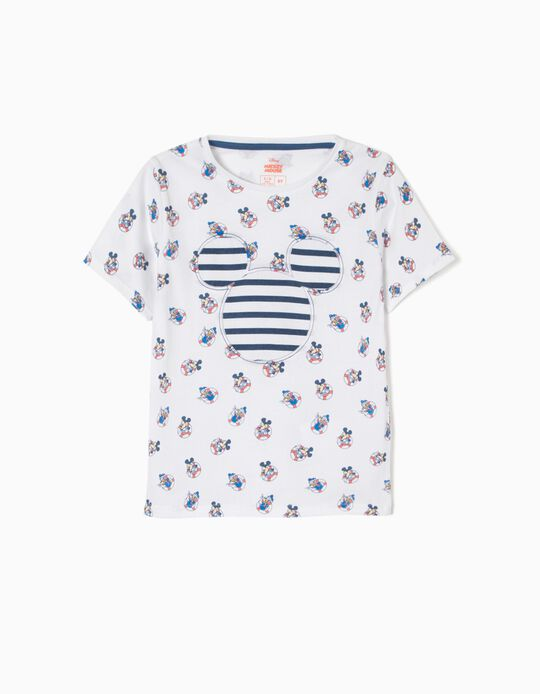 Camiseta Mickey The Captain