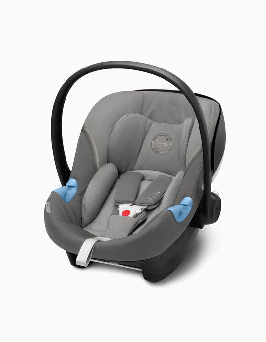 Car Seat Aton M I-Size Cybex, Grey/Mid Grey
