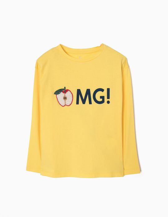 Camiseta de Manga Larga OMG