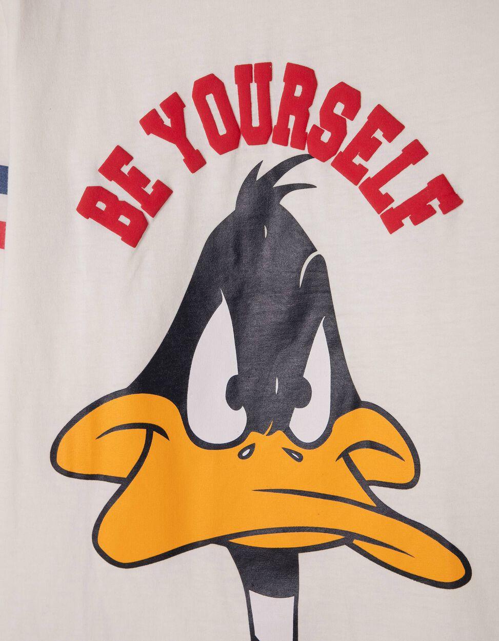 Camiseta Manga Larga Looney Tunes Azul