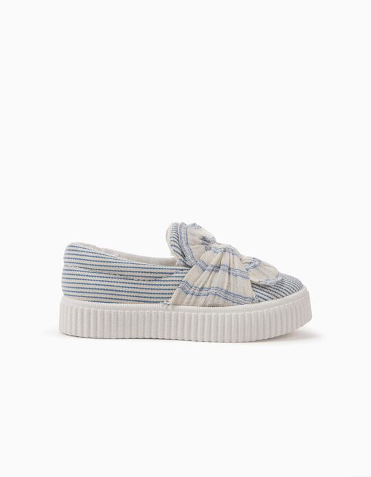 Zapatillas Con Lacito