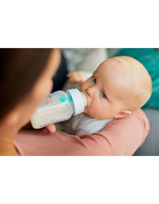 Biberon anti-colique AIR FREE 260ml Philips/Avent