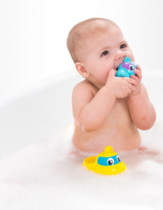Musical Submarine Bath Toy, Playgro