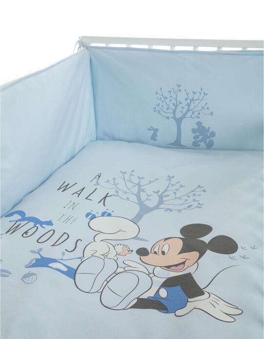 Edredón y Resguardo Mickey Colchón 118x58 Disney