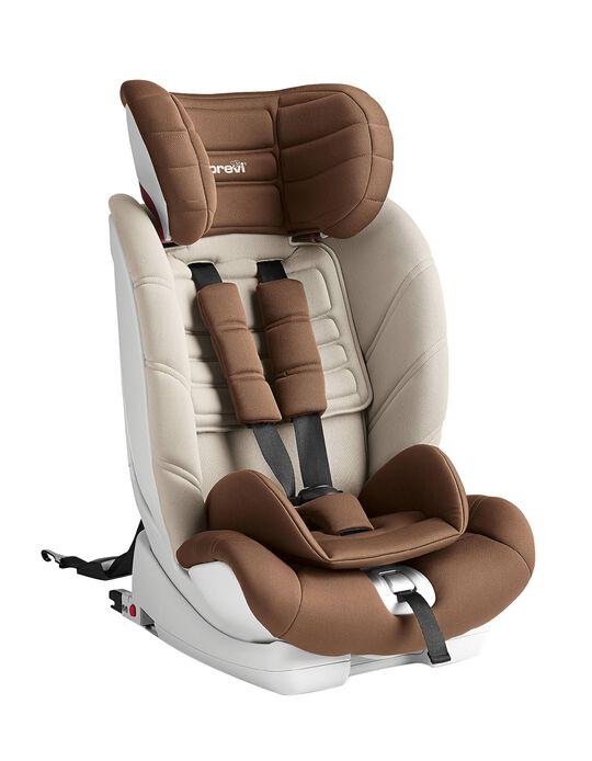 Cadeira Auto Gr 1/2/3 Isofix Tazio Brevi