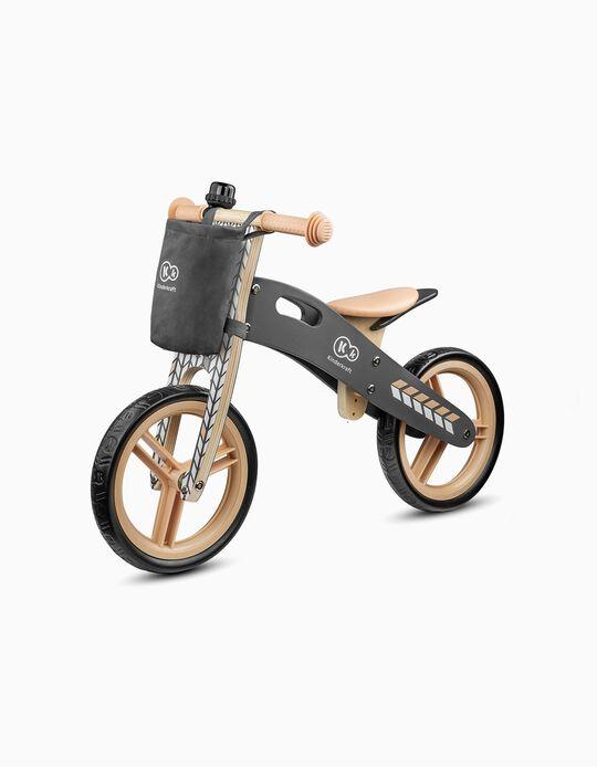 Bicicleta de Aprendizagem Runner AC Kinderkraft Natural