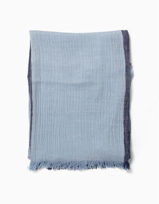 Pañuelo Azul Multicolor