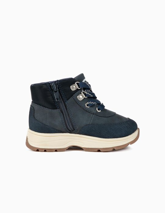 Mountain Boots for Baby Boys 'JPN-96', Dark Blue