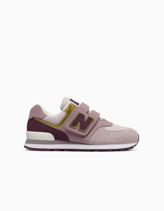 Zapatillas New Balance Heavenly Pink