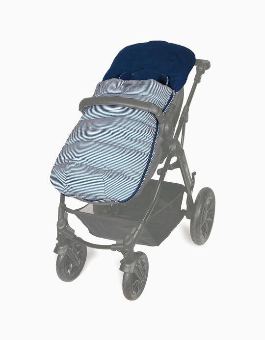Forra universal para Cadeira de rua Stripes Zy Baby