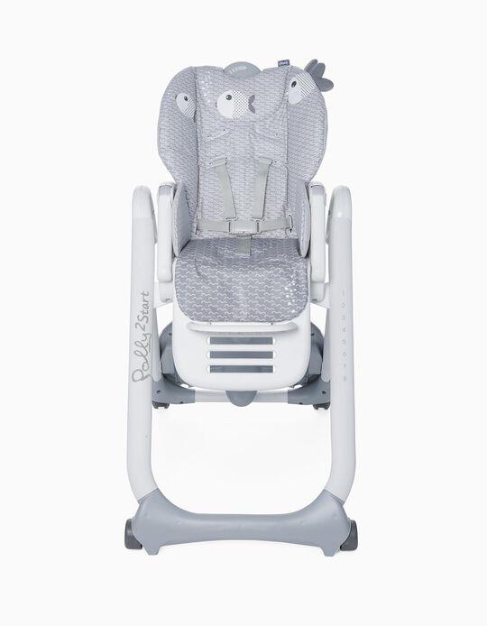 Cadeira De Refeição Polly2Start Chicco Dots