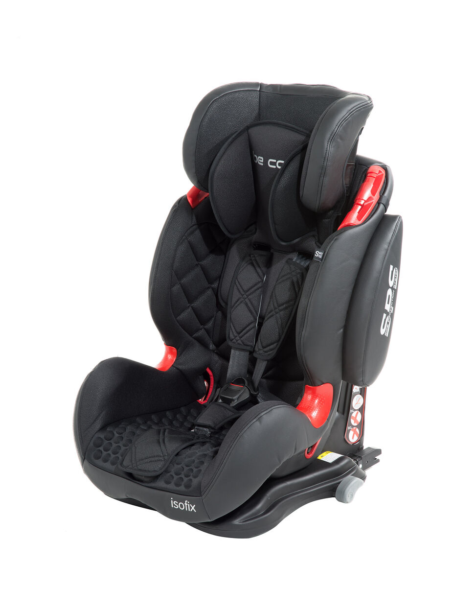 Cadeira Auto Gr 1/2/3 Thunder Isofix Be Cool