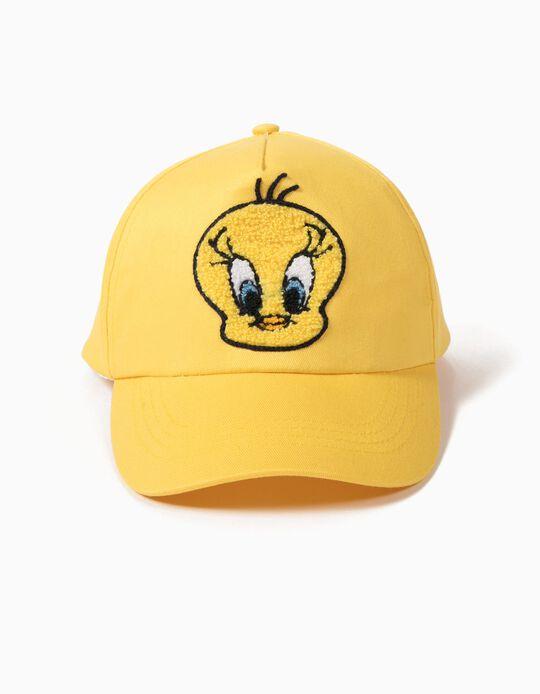 Gorra Piolín Amarilla