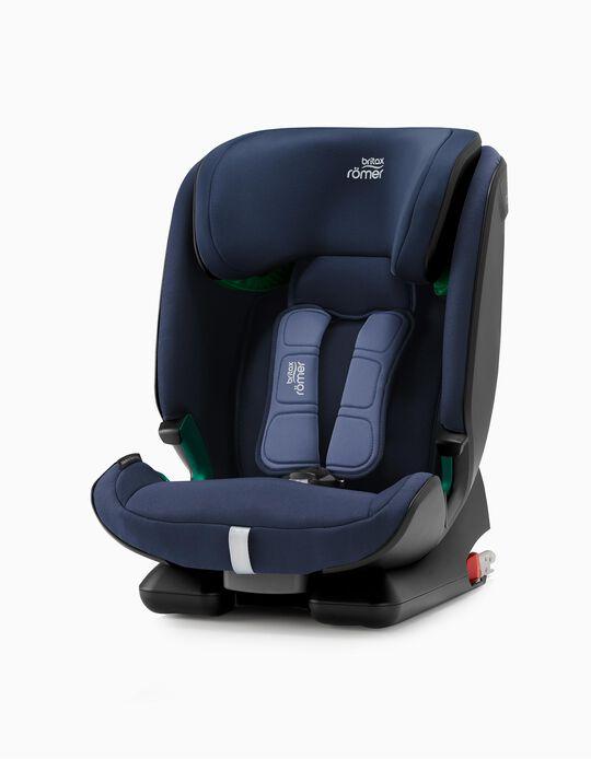Cadeira Auto I-Size Advansafix M Britax Römer Moonlight Blue