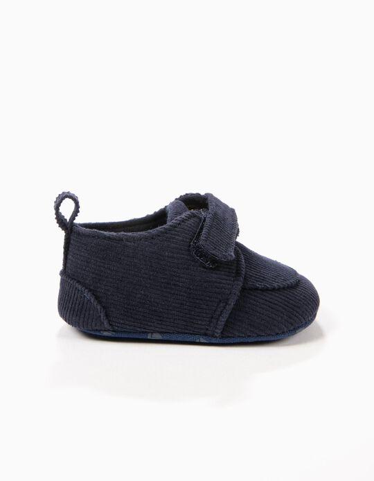 Zapatos Pre-Walker Pana Azul