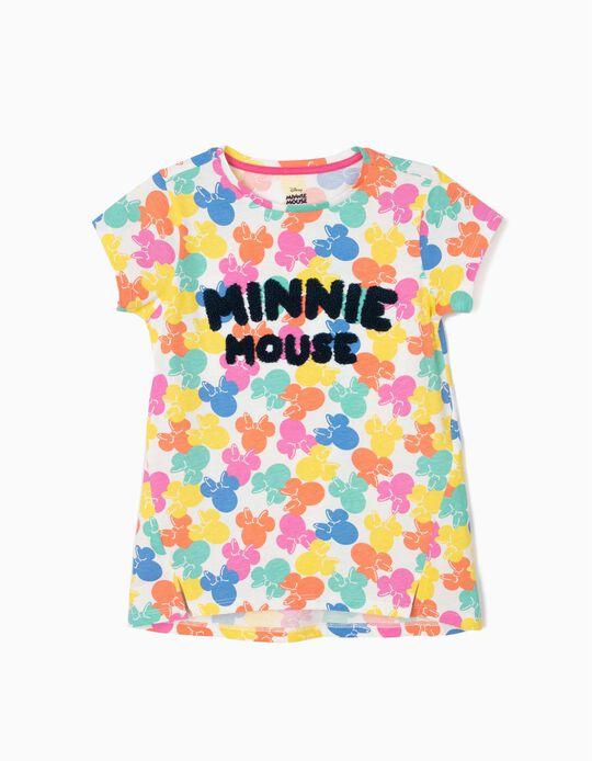Camiseta para Niña 'Minnie Mouse', Multicolor