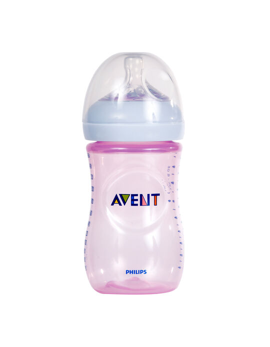 Feeding Bottle Natural 260ml 0M+ Philips/Avent