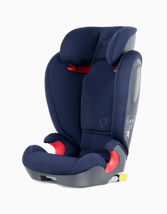 Cadeira Auto Gr 2/3 Star Fix Avova Atlantic Blue