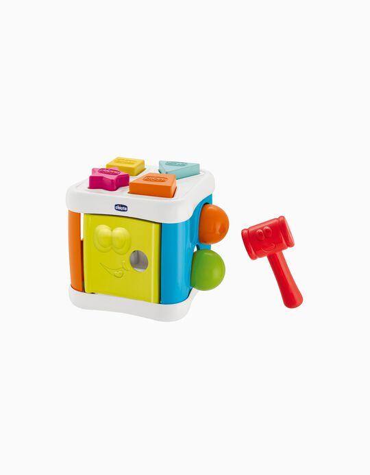 Cubo Mágico 2 em 1 Smart2Play Chicco