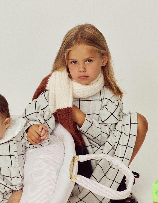Knit Scarf for Children, Multicoloured