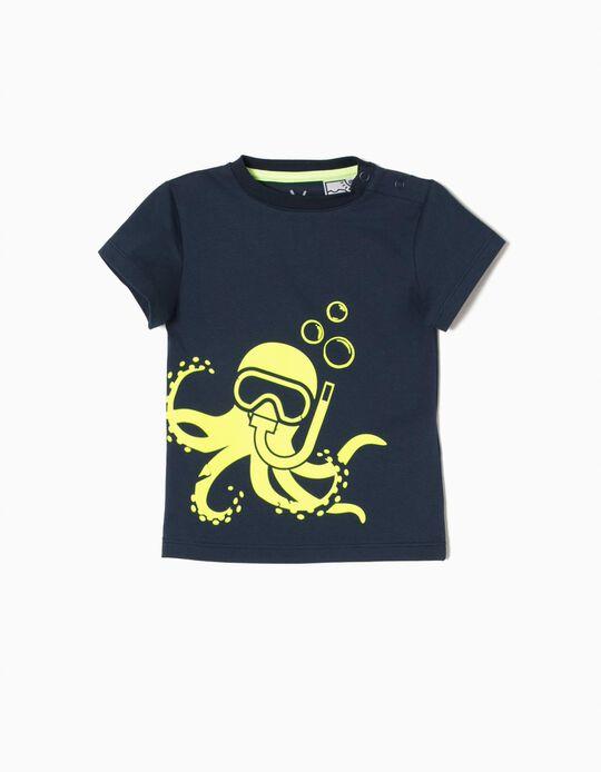 Camiseta Sea Anti-UV 30