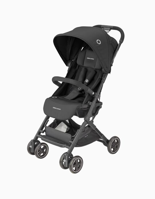 Pushchair, Lara 2 Essential by Bébé Confort, Black