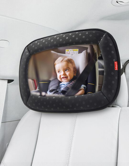 Rear-view Mirror Babypack