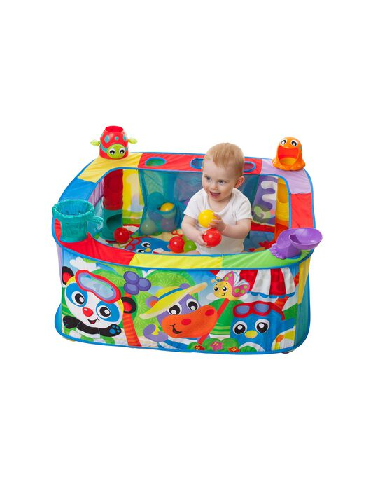 Ginásio  Pop&Drop Ball Playgro