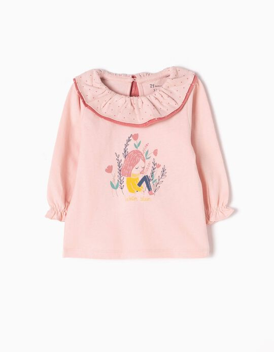 Camiseta de Manga Larga Winter Bloom