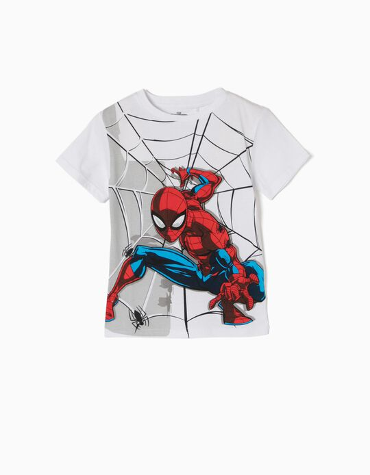 Camiseta Estampada Marvel