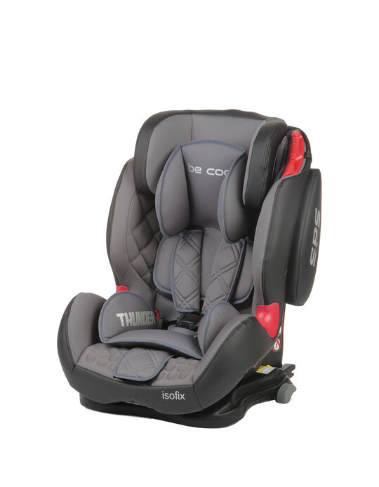 Silla Auto Gr 1/2/3 Thunder Isofix Be Cool