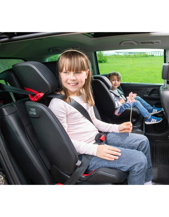 Cadeira Auto Gr1/2/3 Advansafix Iv M Britax/Romer