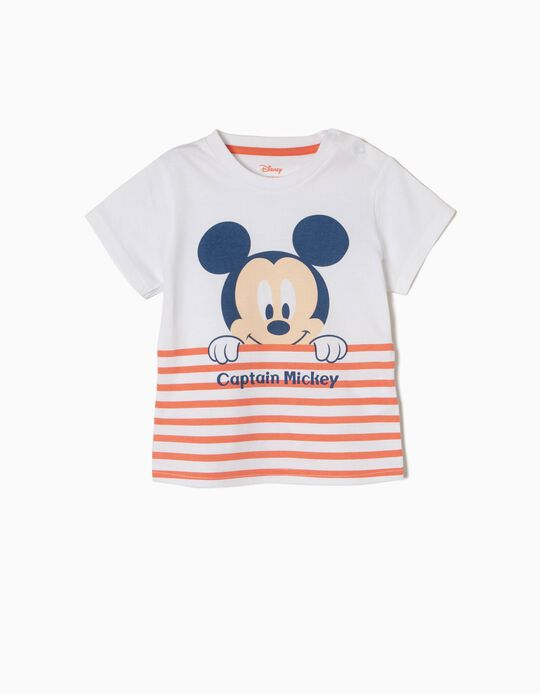 Camiseta Capitán Mickey